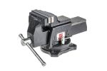 Product image for Vice, Swivel,Bench Mount, 4in Jaws