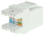 Product image for Jack Cat 6 UTP with shutter white