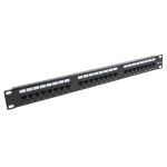 Product image for Patch Panel Cat 5e UTP 24 port