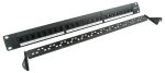 Product image for Patch Panel Cat 6 UTP 24 port