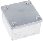 Product image for Adaptable Box 75x75x50mm Hot Dipped