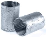 Product image for Galv steel std coupler for conduit,25mm