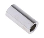 Product image for Brass round spacer,10mm L 3.2mm hole