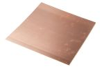 Product image for HDHC copper sheet stock,300x300x0.35mm