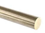 Product image for Brass rod stock,24in L 1in dia
