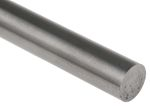 Product image for Silver steel rod stock,330mm L 15mm dia