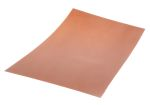 Product image for Plastic shim stock,18x12x0.005in 8sheets