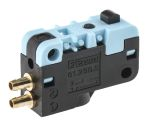 Product image for 4mm 3/2 NO micro switch valve