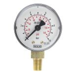 Product image for Bottom conn pressure gauge,R1/8,0-10bar
