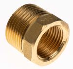 Product image for Reducing bush,3/4in BSP Mx1/2in BSP F