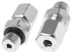 Product image for Heavy duty male stud fitting,6mm OD tube