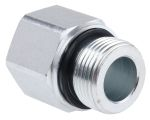 Product image for G3/4 xG1/2in BSPP M-F ZnPt steel reducer
