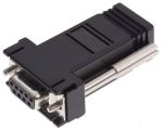 Product image for 6 way RJ11 to 9 way D skt data adaptor