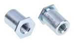 Product image for Thru hole self clinching standoff,M3x8mm