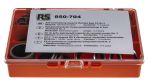 Product image for Imperial nitrile/MS bonded seal kit 3