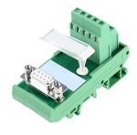 Product image for 9 way sub-D female interface module