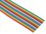 Product image for 26way 3302IDC 0.05 in ribbon cable,30.5m