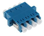 Product image for Adaptor LC SM Blue-ZR-QD-Metal Clip