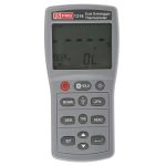 Product image for Digital Thermometer, 2-Channel, Logging