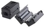 Product image for Hinged Ferrite Sleeve, Max 5.2mm cable