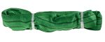 Product image for 2t 1mt CIRC ROUNDSLING GREEN EWL - 500mm