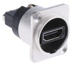 Product image for FT XLR HDMI A-A METAL