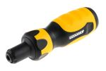 Product image for Gedore 1/4 in Hex Pre-Settable Torque Screwdriver, 0.2 → 1.5Nm