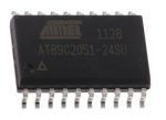 Product image for AT89C2051-24SU 8bit microcontroller