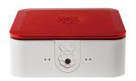 Product image for Quattro Case with Vesa - White/Red