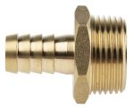 Product image for 3/4in BSPT Male x 1/2in Hosetail