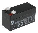 Product image for 12V 1.2A Lead acid Flame retardant case