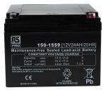 Product image for 12V24A Lead acid Flame retardant case