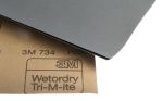 Product image for 3M 734 wet & dry abrasive sheet,600 grit