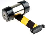 Product image for Wall mounted receiver black/yellow belt