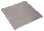 Product image for Perforated 304 s/steel sheet,2mm dia
