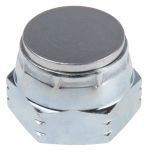 Product image for 3/4in BSPP ZnPt steel blanking cap