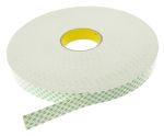 Product image for Double-sided adhesive tape 3M 4032 25 mm