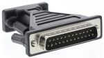 Product image for 9 female (SP)-25 male (SP) D adaptor