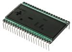 Product image for Transflective 3-1/2 digit LCD, JX5018PHT