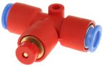 Product image for Residual pressure relief valve,8mm