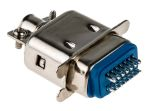 Product image for IEEE 428 14 way cable mount plug