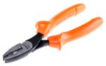 Product image for Round edge jaw combination plier,180mm L