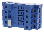 Product image for 4PCO DIN rail socket for 56 series relay