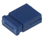 Product image for Blue 2 way closed shorting link,2.54mm