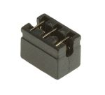 Product image for 3 way open shorting link,2.54mm pitch