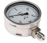 Product image for Vacuum/pressure gauge,-1/0/+3 bar