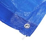 Product image for Polyethylene industrial tarpaulin,10x6m