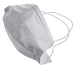 Product image for Cleanroom disposable face masks,straps