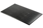 Product image for Black acetal sheet stock,500x300x10mm
