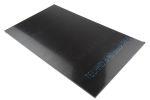 Product image for Black nylon 6 sheet stock,500x300x6mm